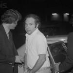Smuggling Suspect Stanley Rifkin in Police Custody
